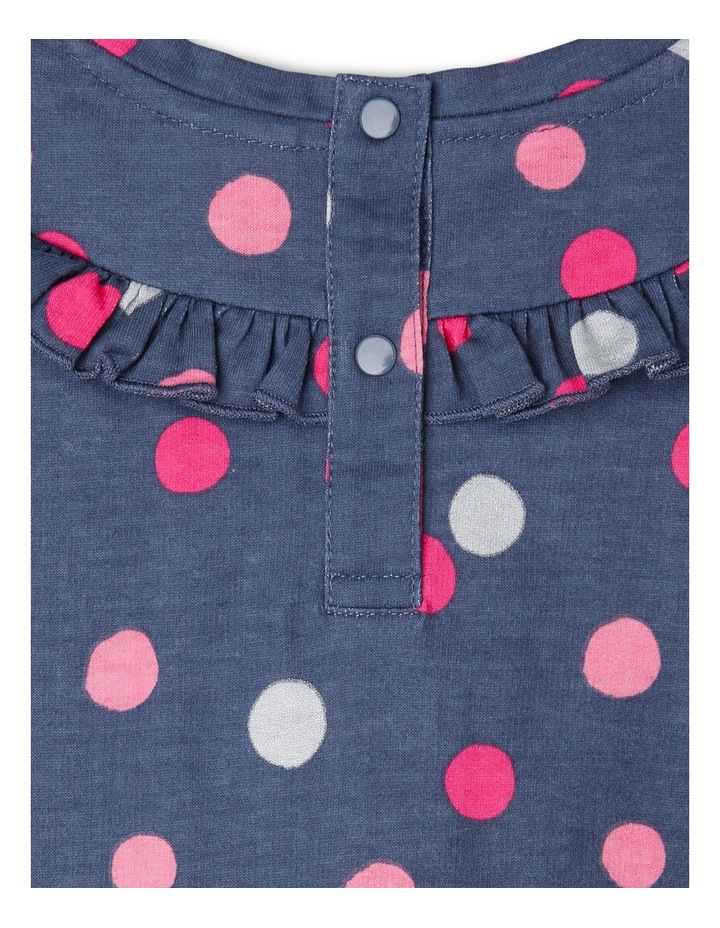 Meg Frill Yoke Knit Dress image 3