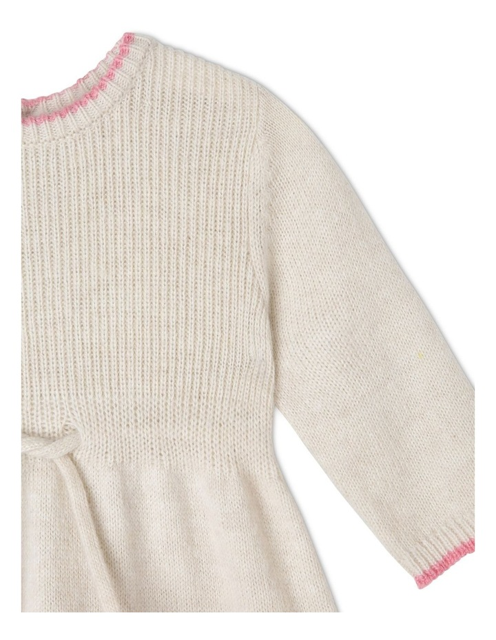 Sophie Knitted Long Sleeve Dress image 2
