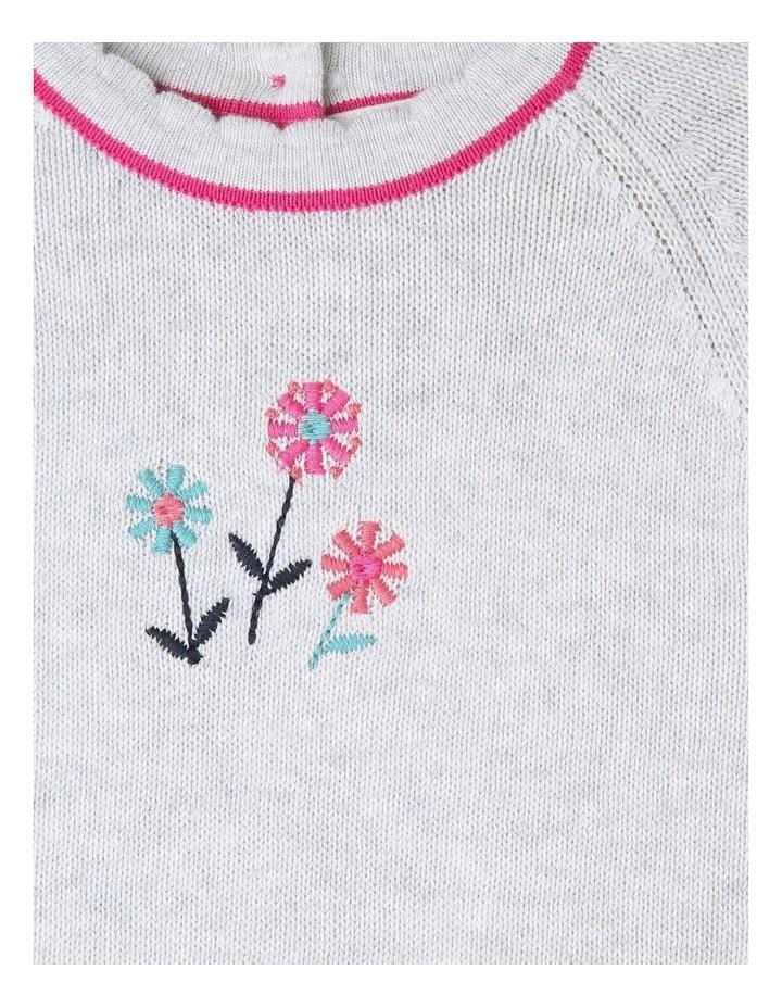 Violet Knitted Dress image 2
