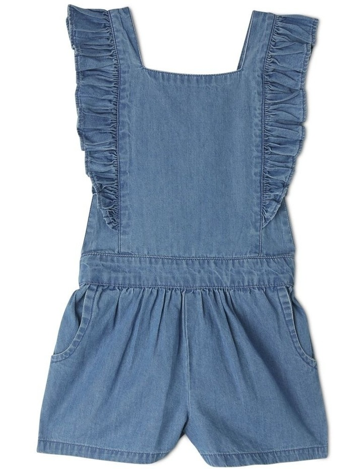 Jessie Chambray Playsuit image 1