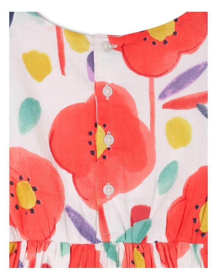 Alice Watercolour Print Dress image 3