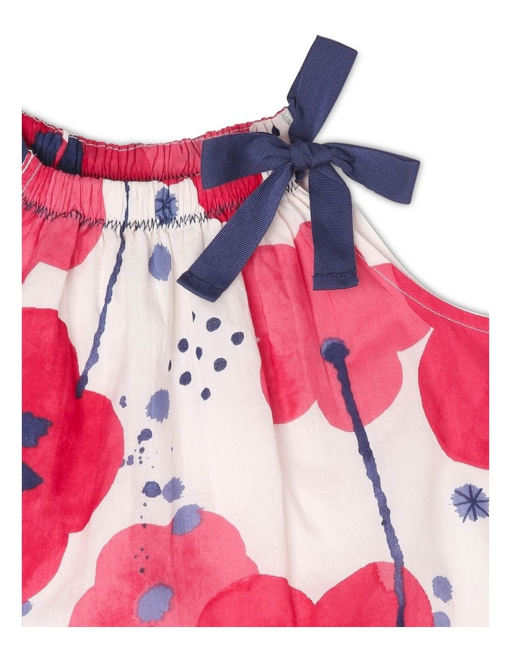 Rosie Woven Dress With Tape Straps image 2