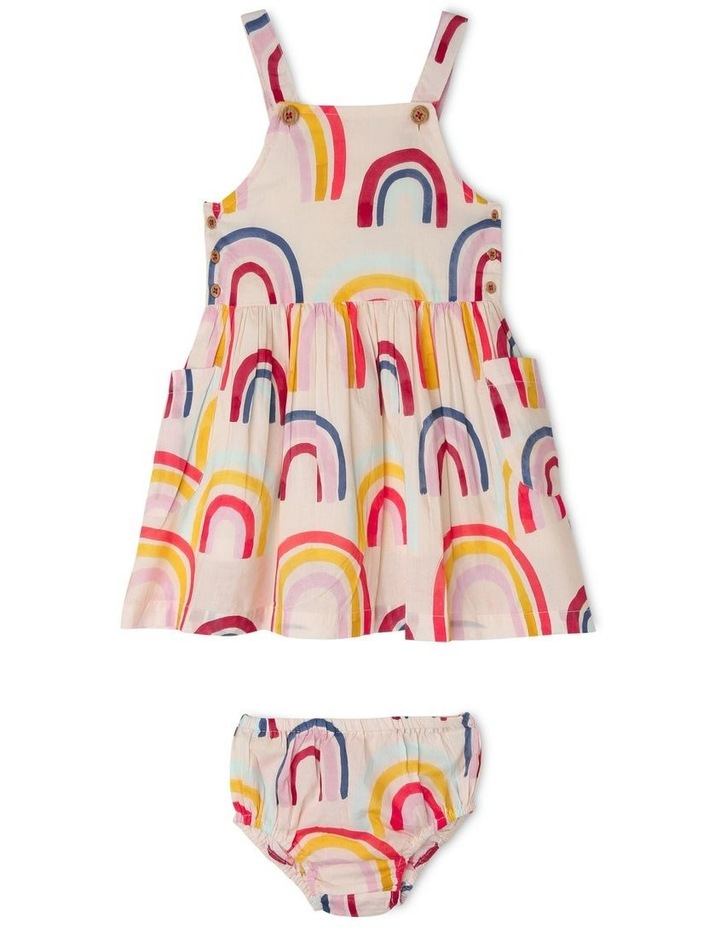 Annie Rainbow Pinafore With Pockets image 1
