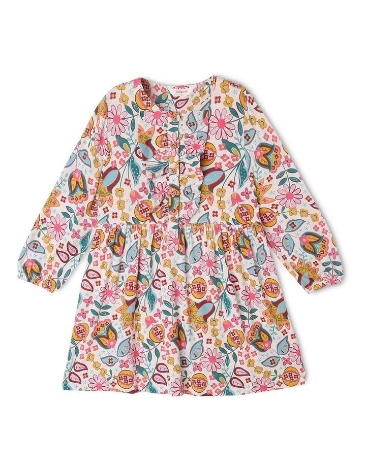 Annie Long-Sleeve Knit Dress image 1