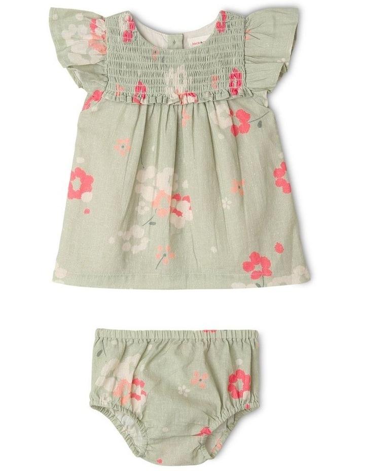 Alice Woven Flutter Sleeve Dress image 1