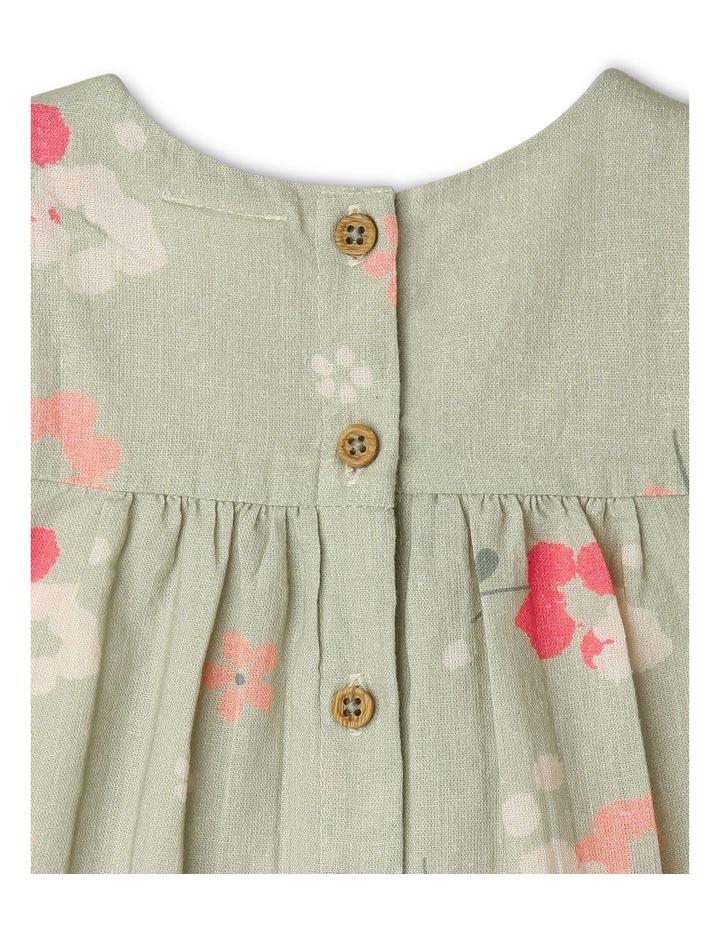 Alice Woven Flutter Sleeve Dress image 4