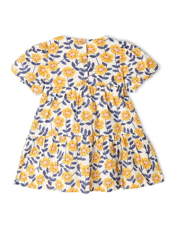 Marigold Woven Dress image 2