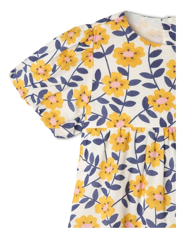 Marigold Woven Dress image 3