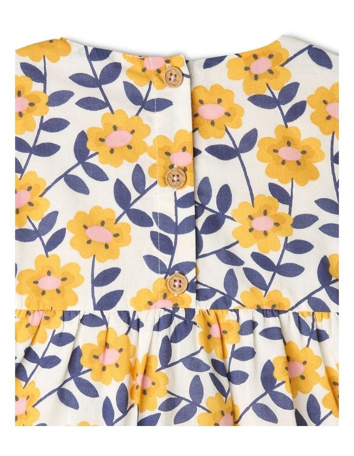 Marigold Woven Dress image 4