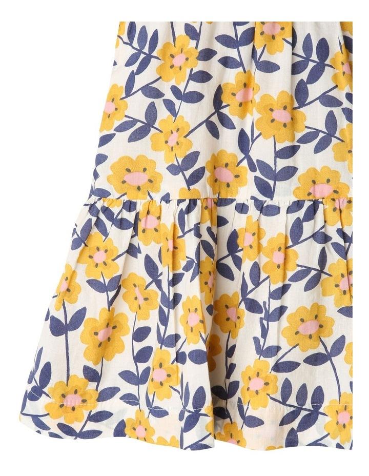 Marigold Woven Dress image 5