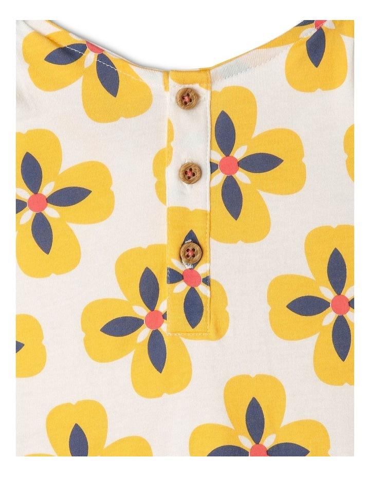 Juno Knit Peplum Frill Dress image 5
