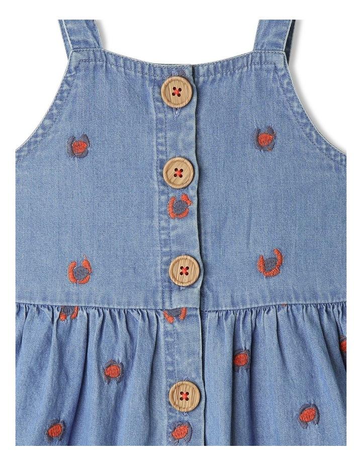 Pip Woven Pinafore Dress image 2