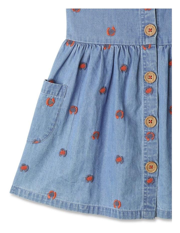 Pip Woven Pinafore Dress image 3