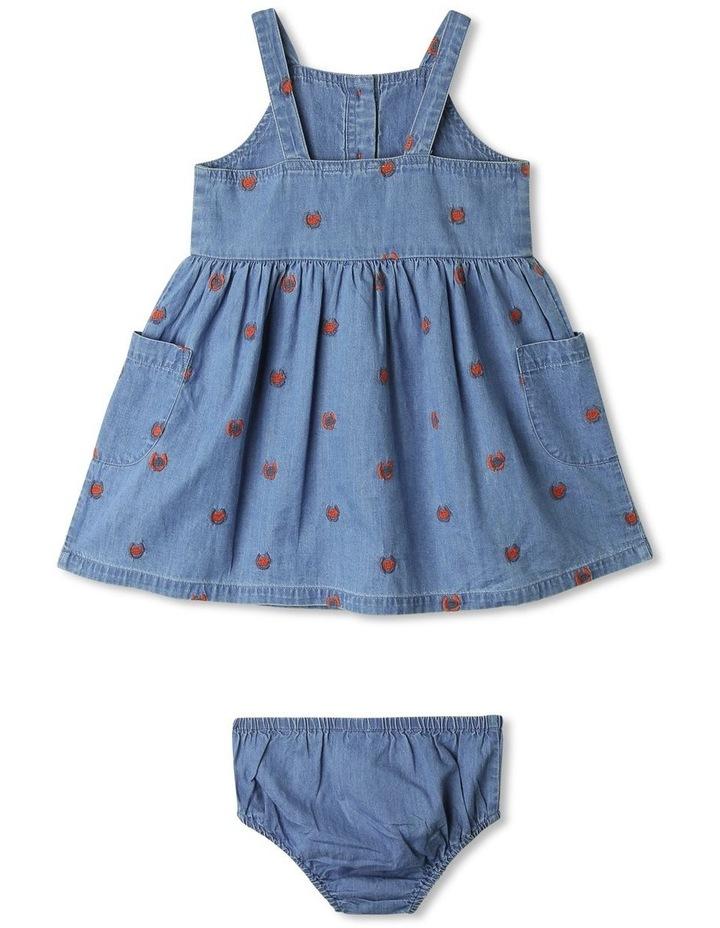 Pip Woven Pinafore Dress image 4