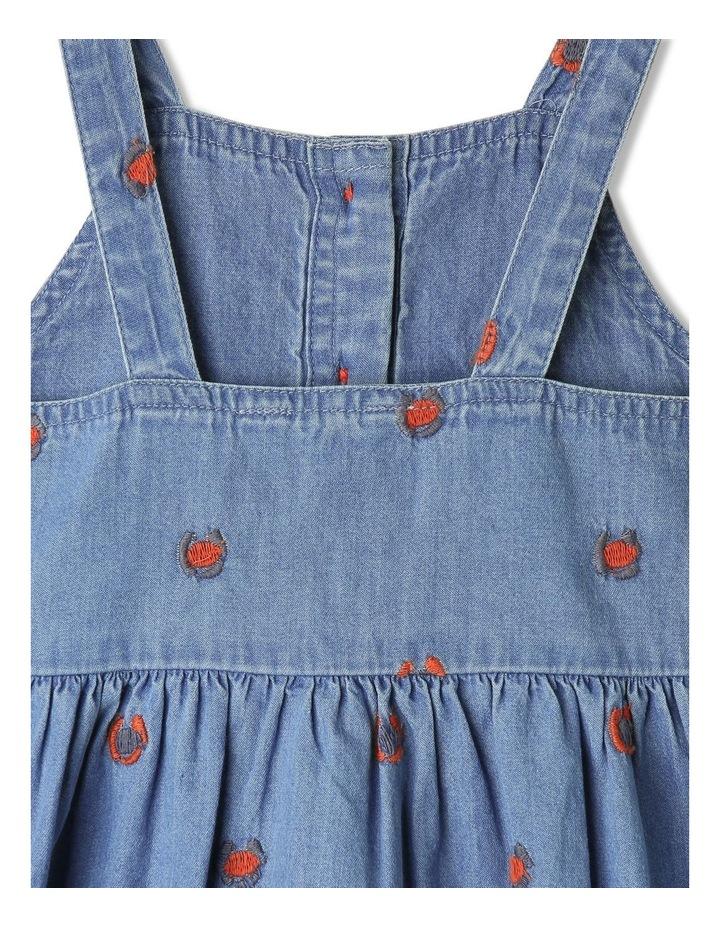 Pip Woven Pinafore Dress image 5