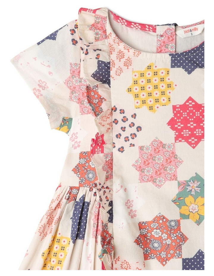 Freida Woven Ruffle Dress image 2