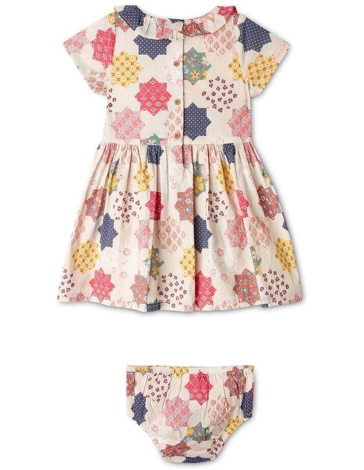 Freida Woven Ruffle Dress image 3