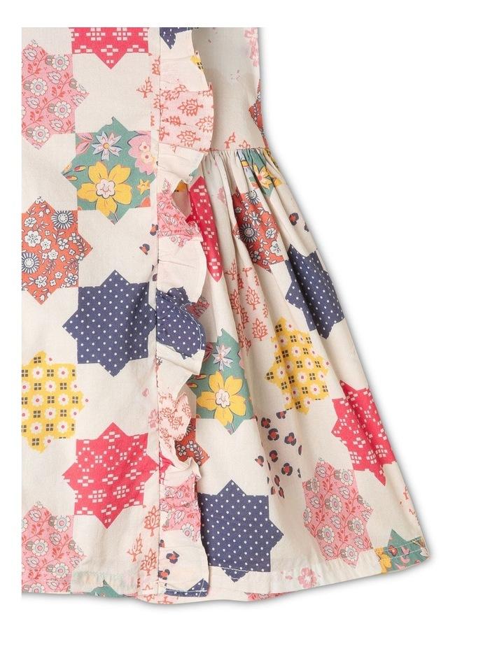 Freida Woven Ruffle Dress image 5