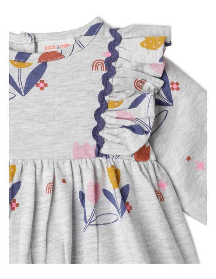 Bea Organic Knit Dress & Legging Set image 3