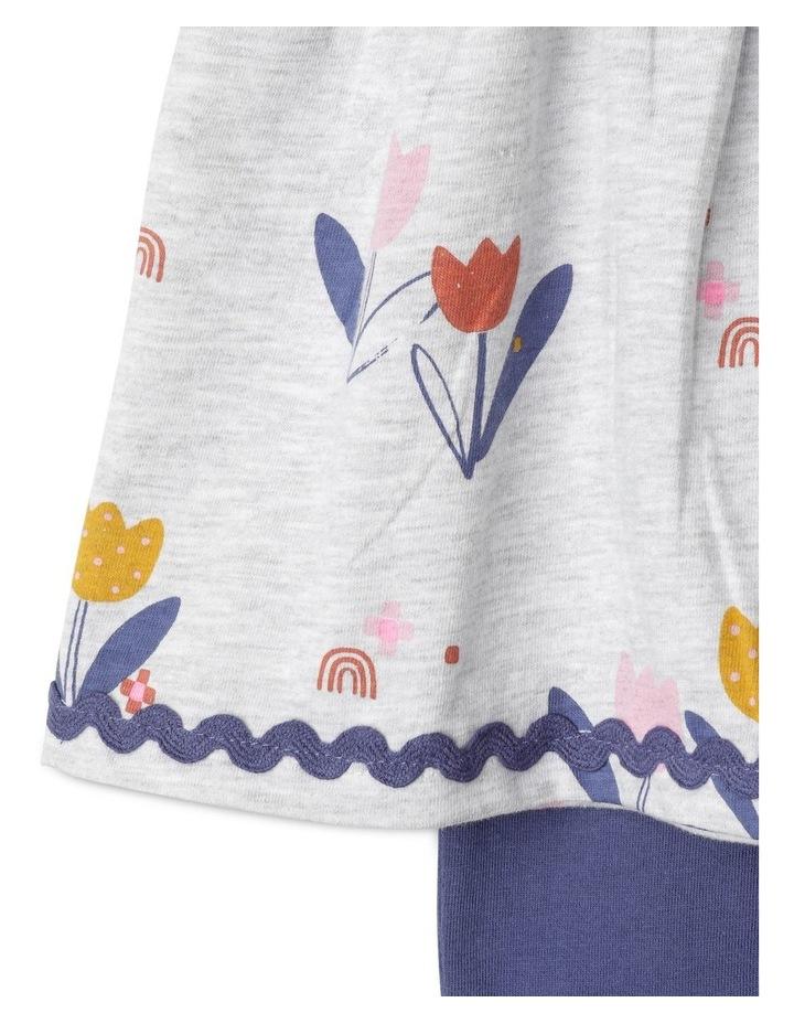 Bea Organic Knit Dress & Legging Set image 4