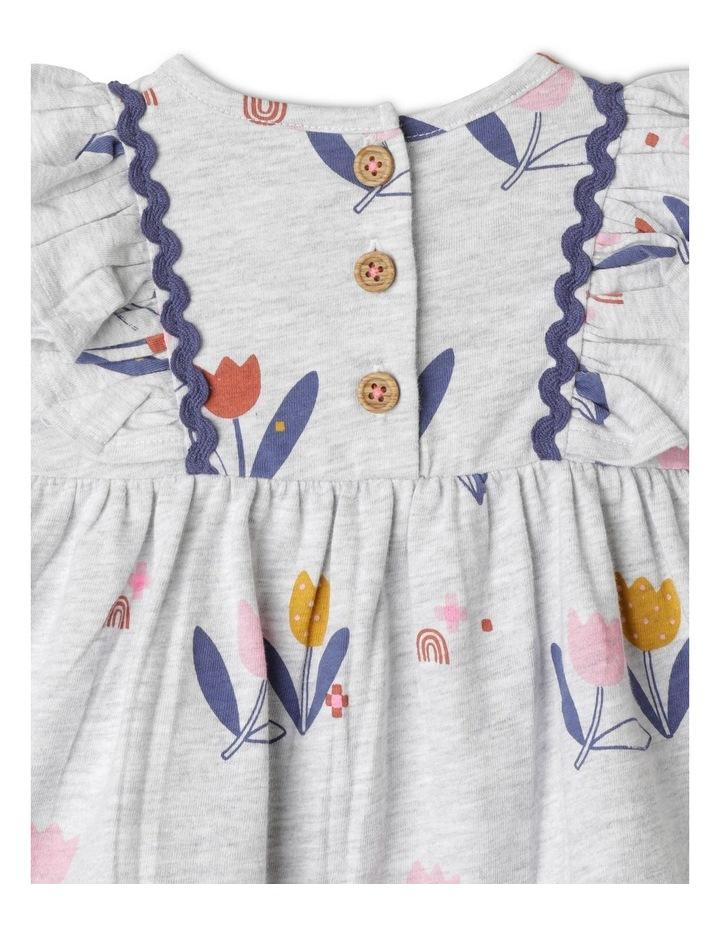 Bea Organic Knit Dress & Legging Set image 6