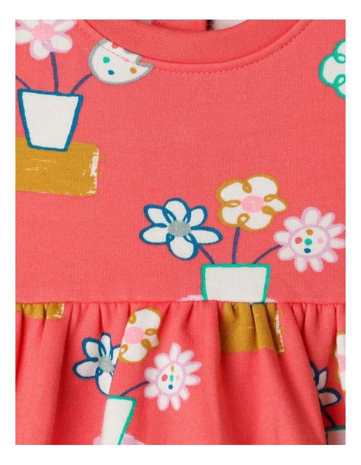 Betty Organic Fleece Dress & Legging Set image 3