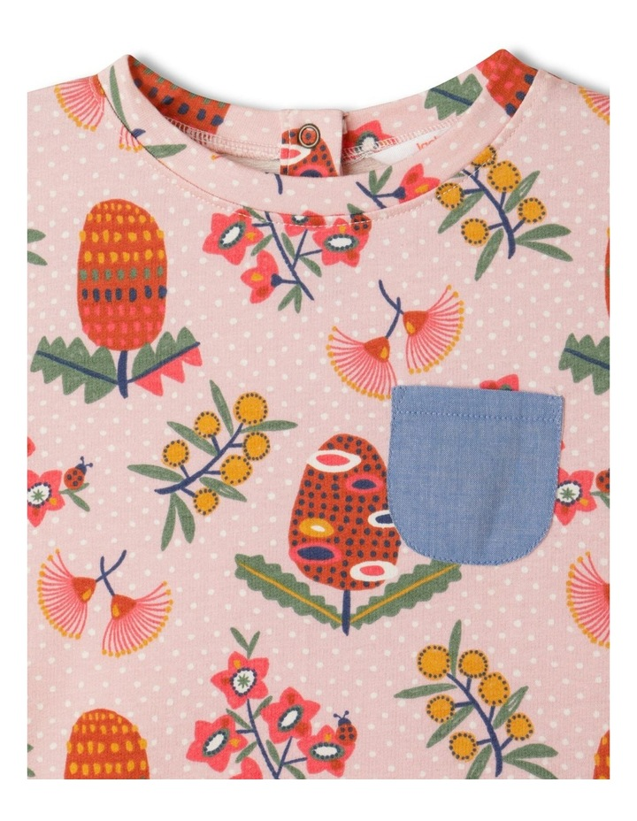 Pip Organic Terry Dress image 2