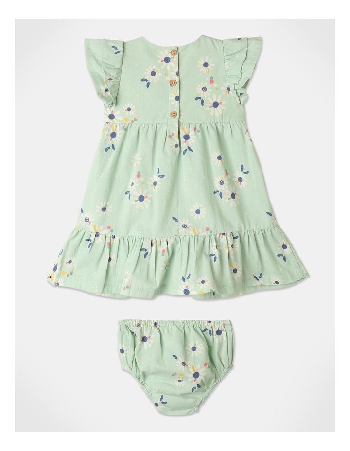 Willow Woven Linen Dress image 4