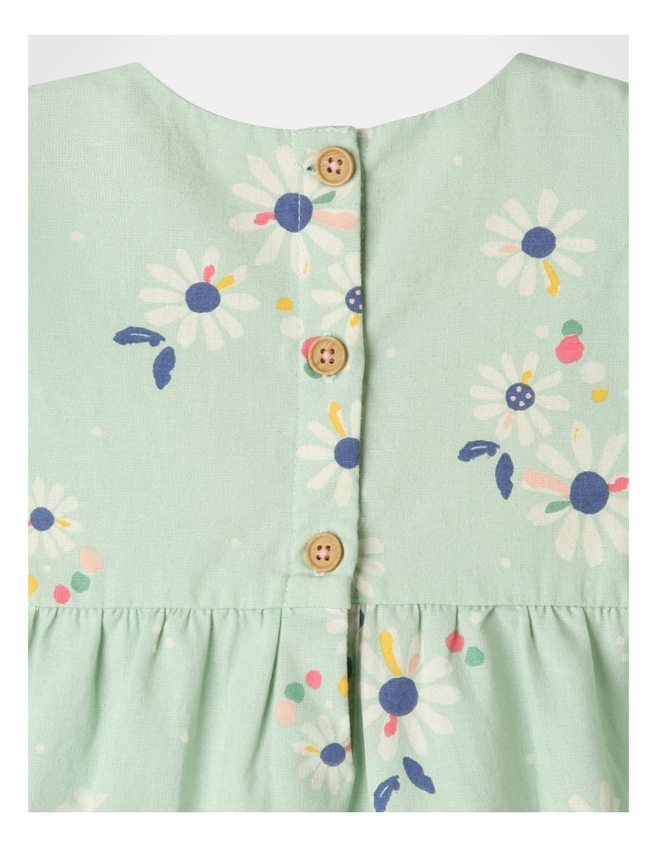 Willow Woven Linen Dress image 5