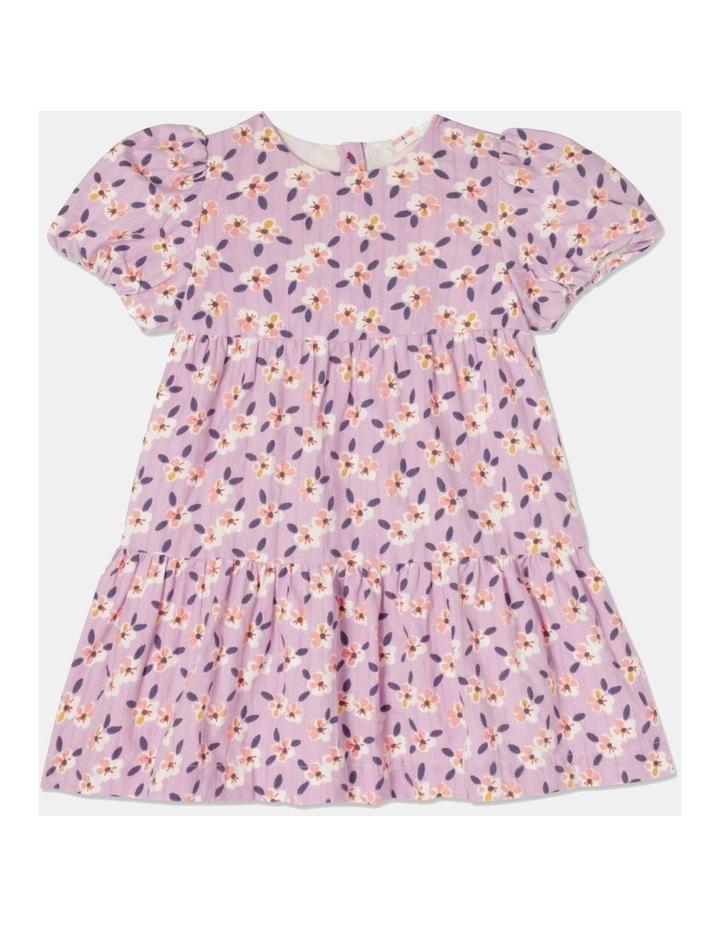 Marigold Woven Seersucker Dress image 1