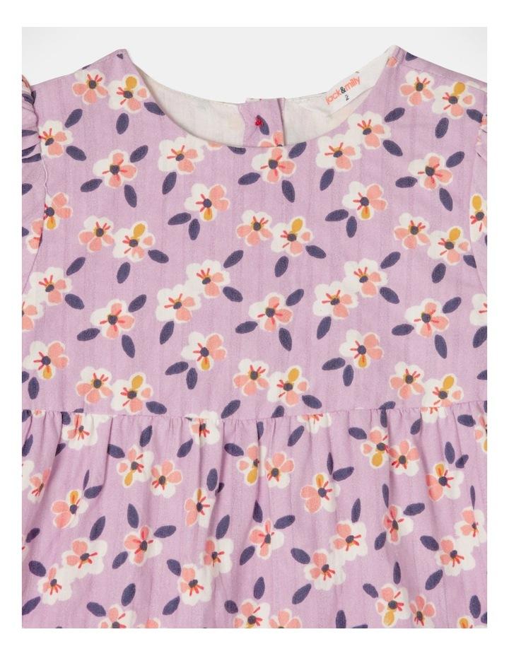 Marigold Woven Seersucker Dress image 3