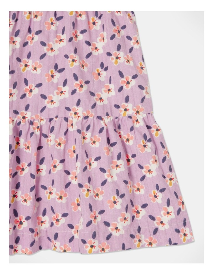 Marigold Woven Seersucker Dress image 4