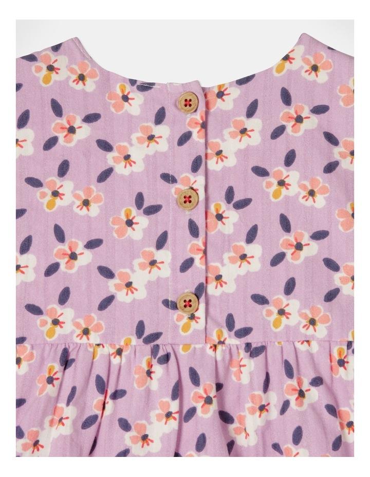 Marigold Woven Seersucker Dress image 6