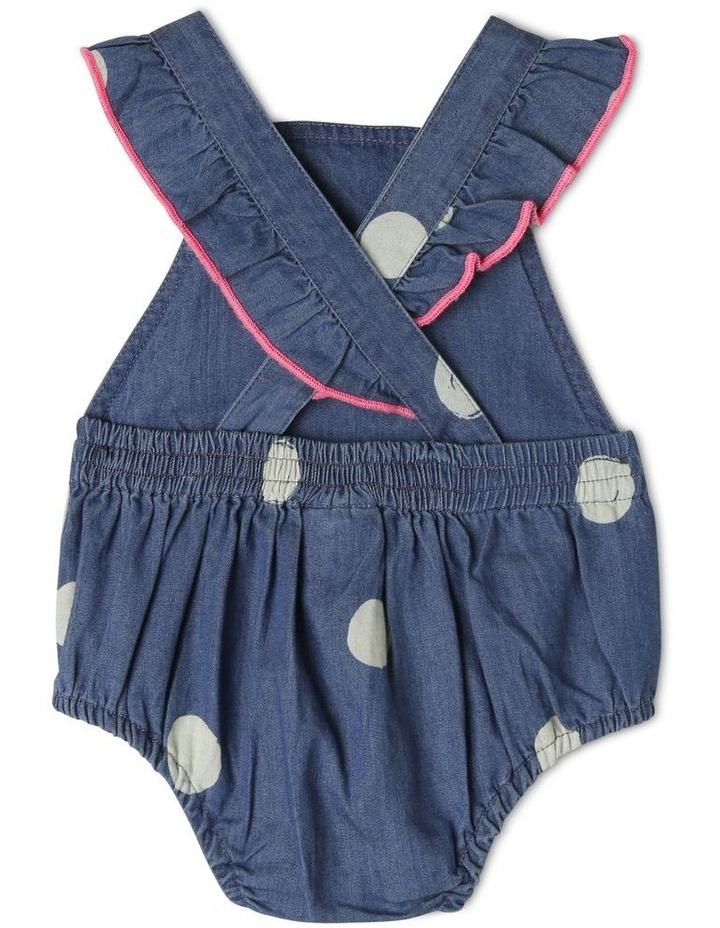 Ginger Chambray Shortall image 2