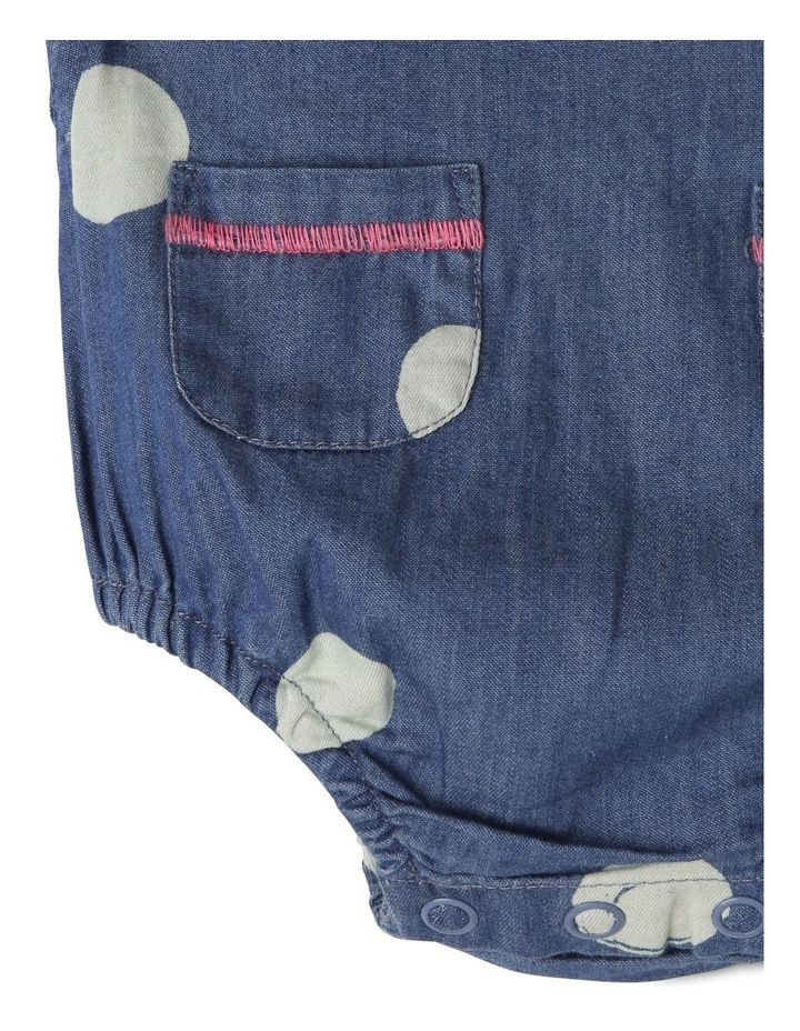 Ginger Chambray Shortall image 3