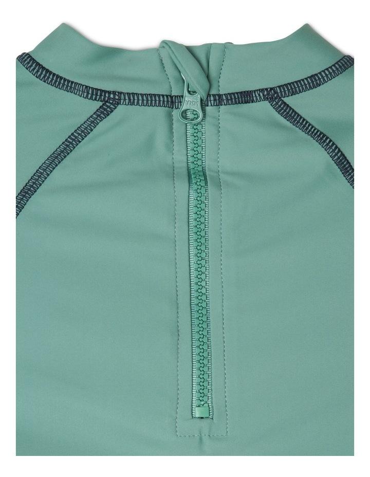Sonny Long Sleeve Rash Vest and Boardie Set image 4