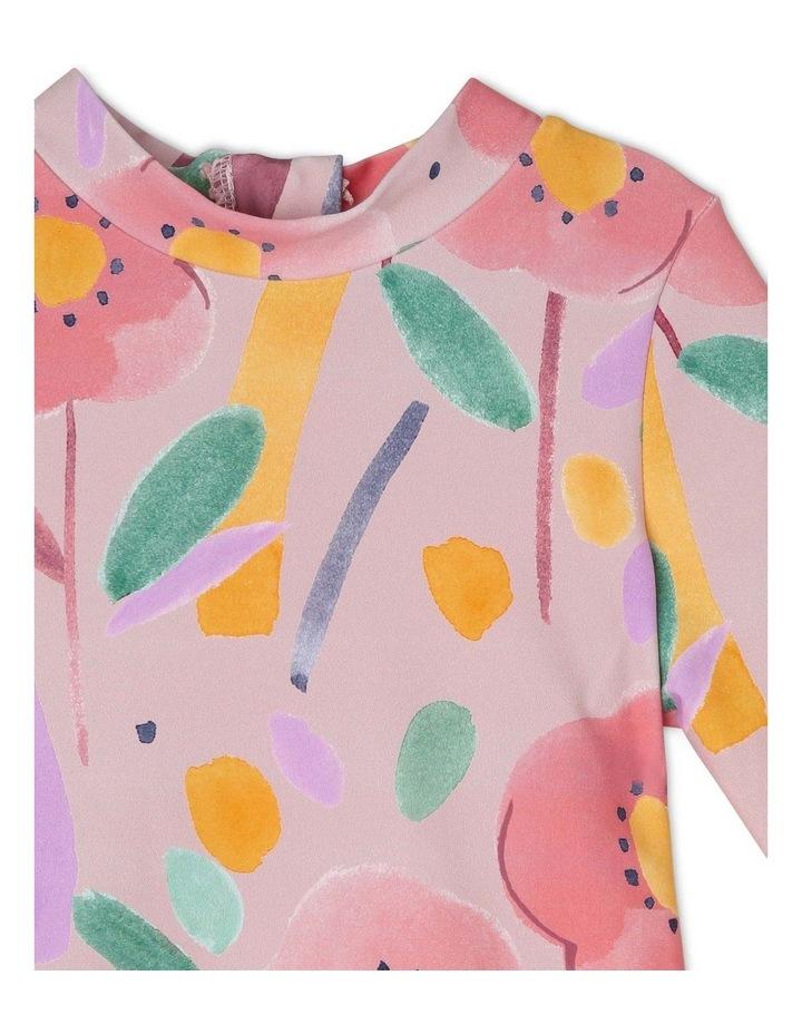 Coco Long Sleeve Rash Vest And Brief Set image 2
