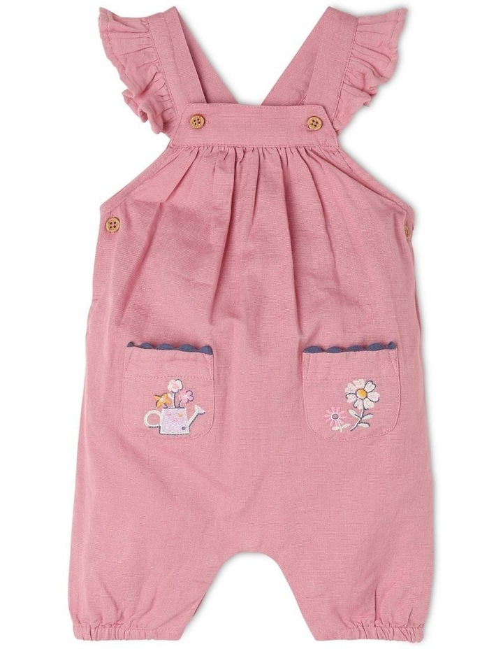 Annie Linen Blend Overall image 1