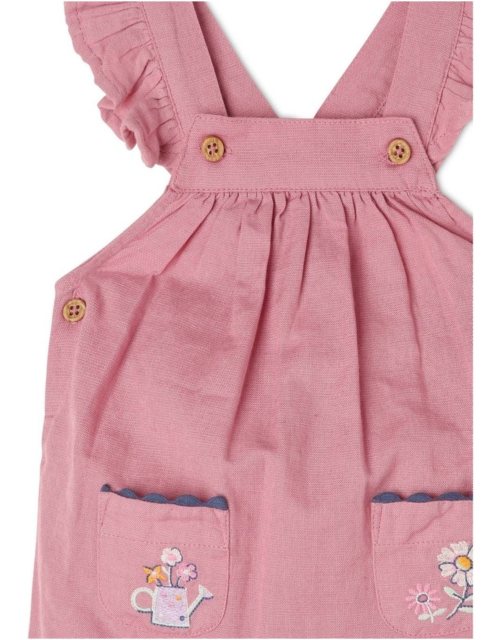 Annie Linen Blend Overall image 3