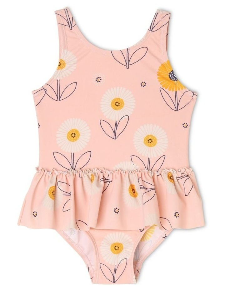 Shirley One-Piece Swimsuit with Frill Skirt image 1