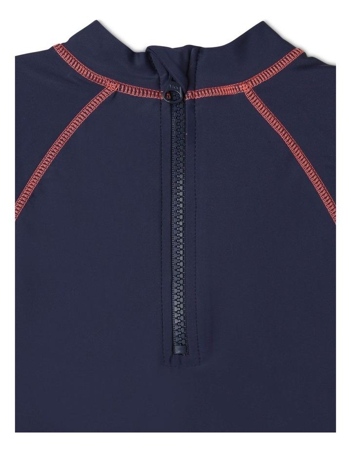 3/4 Sleeve Rash Vest and Short Set image 3