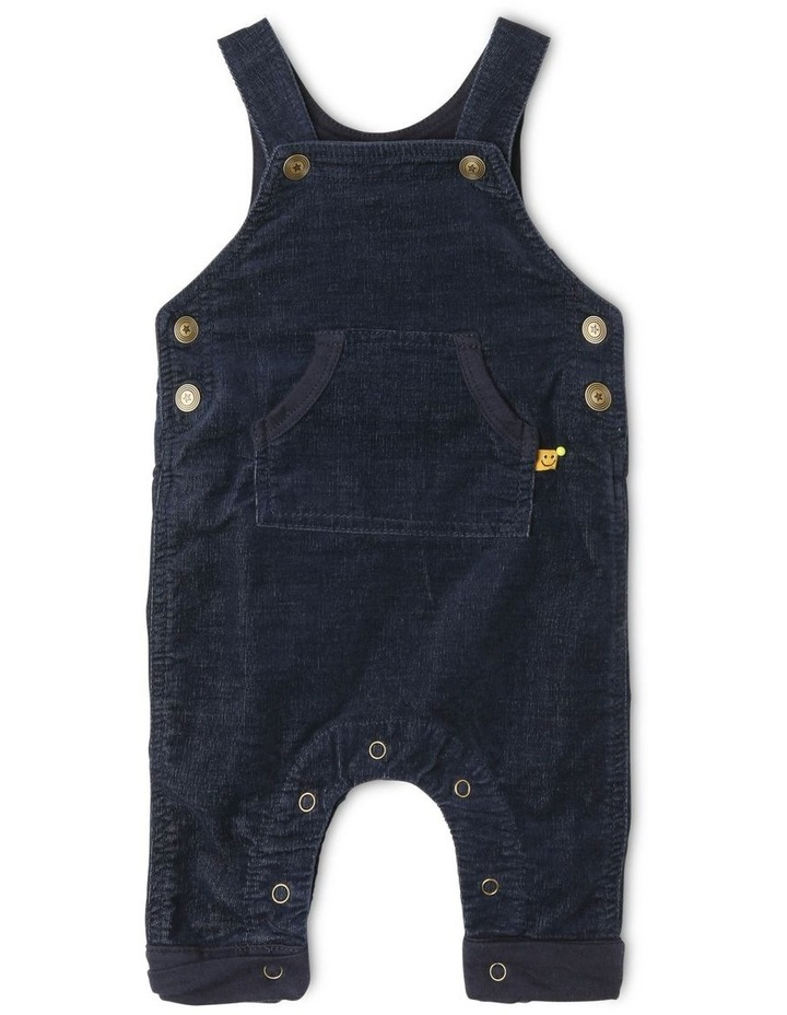 Moe Corduroy Overall with Knit Lining image 1