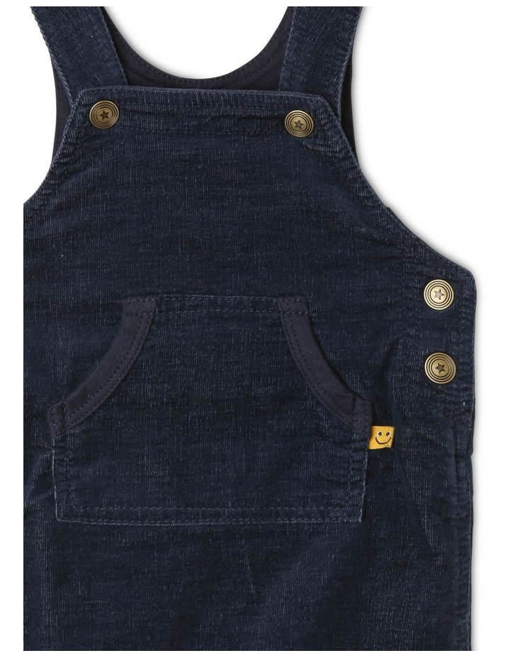 Moe Corduroy Overall with Knit Lining image 3