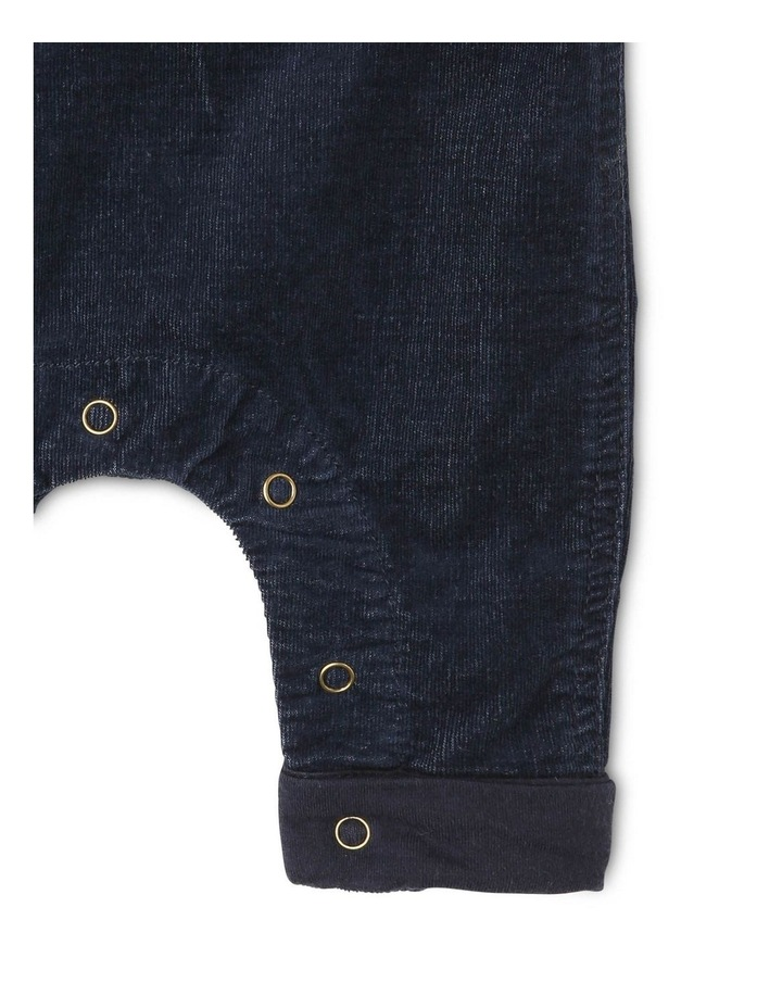Moe Corduroy Overall with Knit Lining image 4