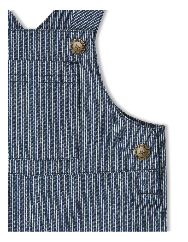 Benny Stripe Overall image 2