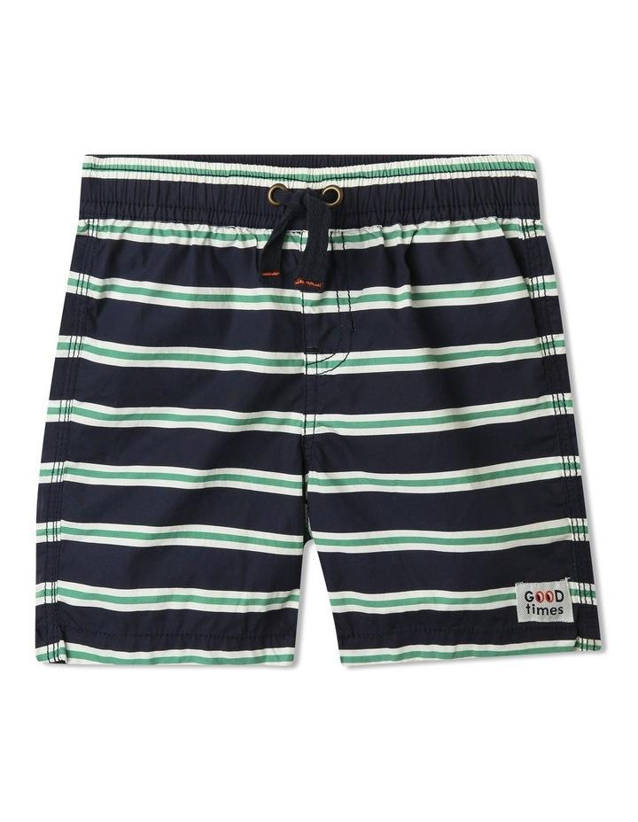 Sonny Long-Sleeve Rashvest and Shorts Set image 3