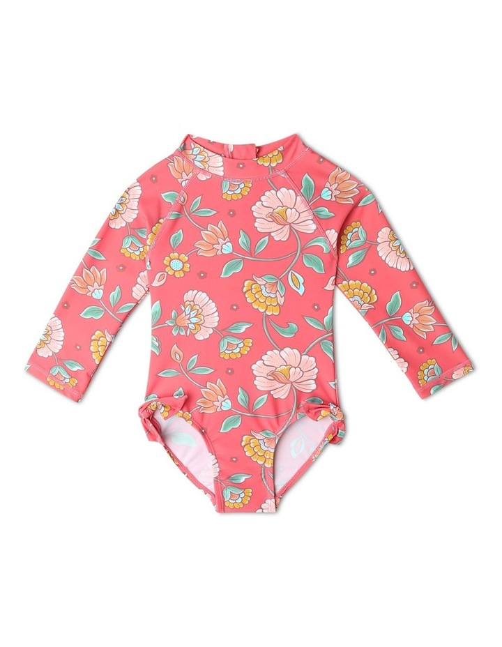 Clover Long Sleeve One Piece image 1