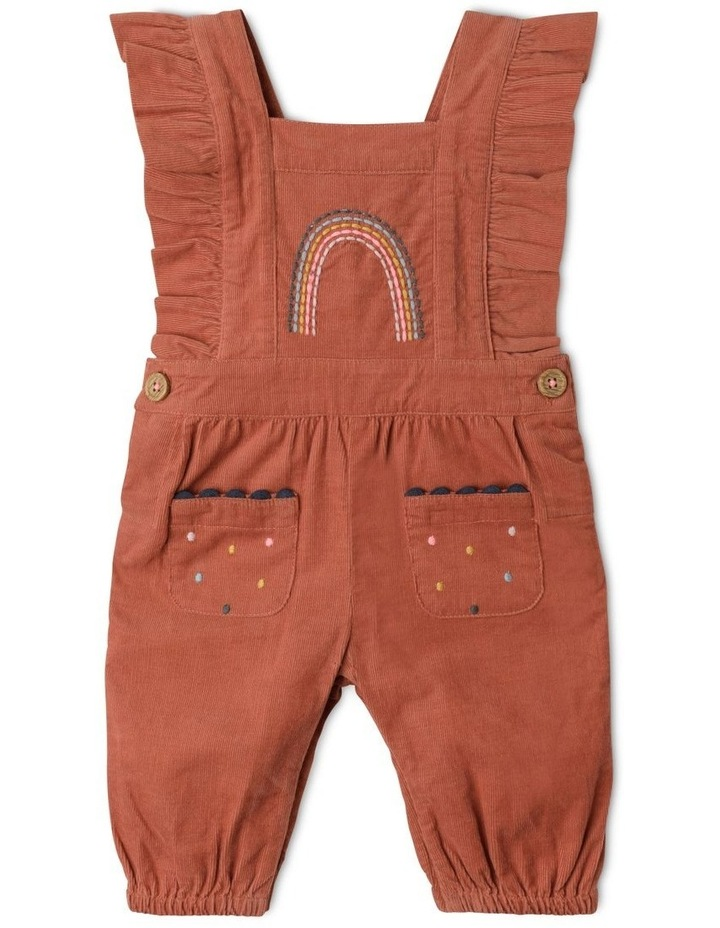 Polly Babycord Overalls image 1