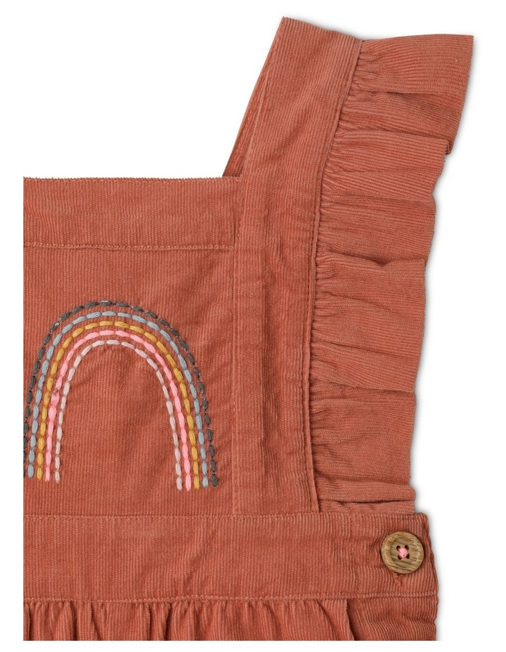 Polly Babycord Overalls image 4