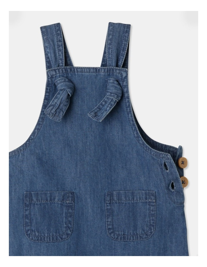 Sammy Naturals Chambray Overall image 2